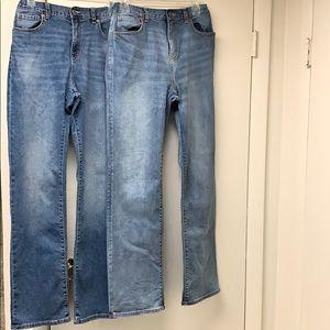 Boys size 20 Old Navy Jeans